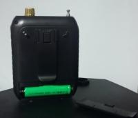 Громкоговоритель поясной ORATOR-2. 35 Вт С USB и сменным АКБ.