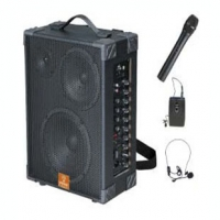 громкоговоритель ELECTRO MAX-250 Вт на акб с USB