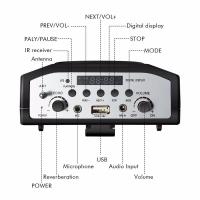 Громкоговоритель поясной ORATOR ECHO. 35 Вт С USB с функцией ЭХО.