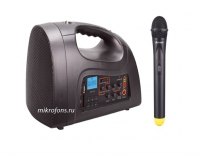 Мощный громкоговоритель для презентаций(рекламы) PA-101 35-55 Вт