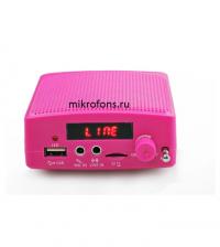 Поясной громкоговоритель. ELECTRO MAX N-8 15-20 Вт. USB