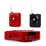 Усилитель голоса для экскурсовода поясной с микрофоном SPEAKER R-150