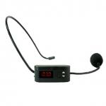 Newonline FM-микрофон-гарнитура на АКБ.