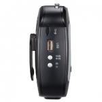 Громкоговоритель-мегафон ELECTRO MAX N-53 30 Вт USB и SD вход,радио.